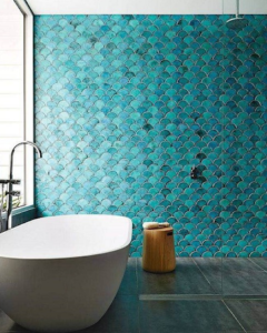 blue-fish-scale-bathroom-wall-tiles