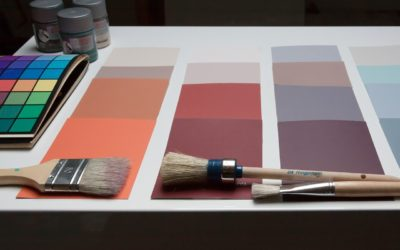 Colours Theme For Residential Spaces