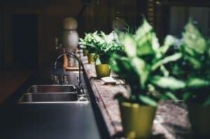 kitchen-workspace-sink-installation