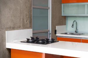 orange-kitchen-cabinet-installation